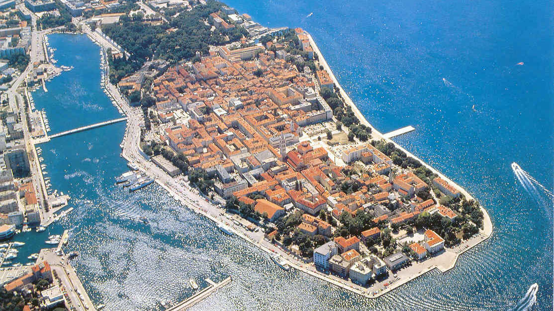 ZADAR SIGHTSEEING — The 3000 years of rich history!